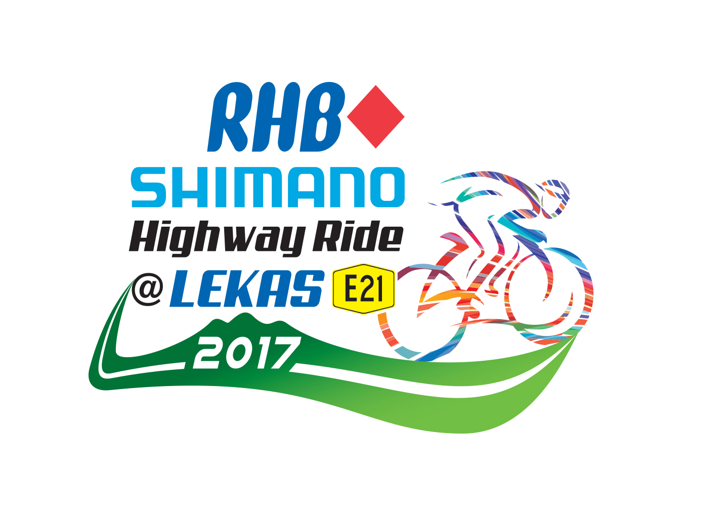 RHB Shimano Highway Ride @ LEKAS 2017